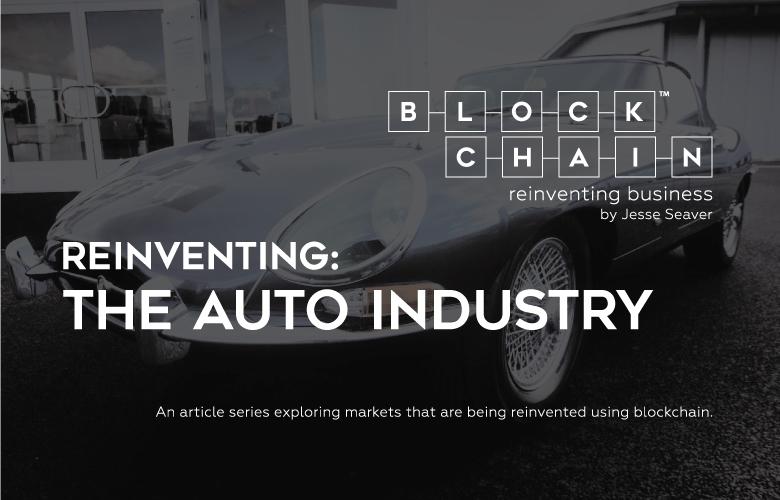 ReinventingTheAutoIndustry